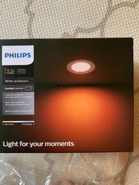 🚚 Philips hue aphelion downlight (round)