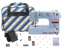 (Janome) Janome 15312 Blue Hello Kitty Sewing Machine with Bonuspack!-