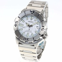 BNIB Seiko Prospex Ice Monster SBDC073 WHITE DIAL LIMITED ED JDM MAN WATCH