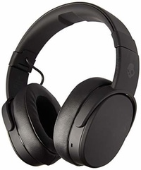 Skullcandy Crusher Bluetooth Wireless Over-Ear Headphone with Microphone, Noise Isolating Memory...