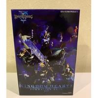 Square Enix 王國之心 vol2 Kingdom Hearts Formation Arts 公仔 盒玩