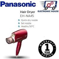 ★ Panasonic EH-NA45 Hair Dryer ★ (1 Year Singapore Warranty)