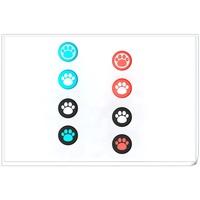 [現貨] 超可愛肉球造型 良值 IINE Switch NS Joy-Con專用 貓咪肉球 手把蘑菇頭 類比保護套 兩入