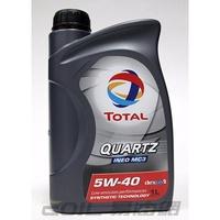 【易油網】TOTAL MC3 QUARTZ INEO 5W40 機油 C3