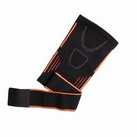 Hot Sale Outdoor Sports Compression Elbow Knit Elbow Tennis Elbow Support Compression Elbow Guard Gloves Protector