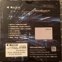 Ezlink 2.5吋 64GB 固態硬碟