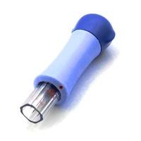 1PC Blue Needle Wool Felting Handle Holder With 7 Needles Wool Needle Felting Tools