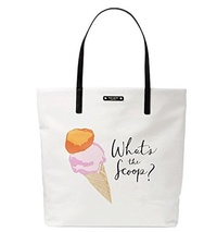 (Kate Spade New York) Kate Spade Ice Cream What s the Scoop Tote Bag Flavor of the Month Multi-