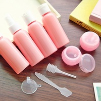 Portable empty bottle sets, boxed cosmetics, small empty bottles, bottled bottles, mini bottles, wat