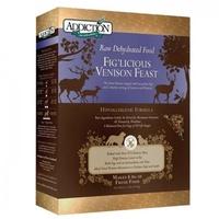 Addiction Figlicious Venison Feast Grain-Free Dry Dog Food