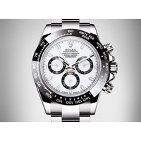 ROLEX 勞力士 Daytona 迪通拿 陶瓷錶圈 (白色熊貓面盤) 116500 116500LN
