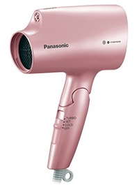 Panasonic hair dryer nanocare pearl pink EH-NA2A-PP