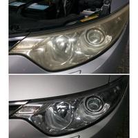 大燈快潔 TOYOTA 豐田 Hybrid Innova PHV RAV4 Prado 原廠大燈泛黃霧化拋光翻新處理