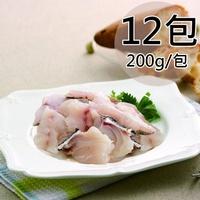 【天和鮮物】龍虎斑腹邊肉12包(100g/包)