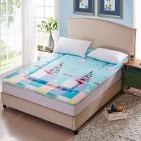 Modern simple sanding foldable environmental health mattress180*200cm - intl