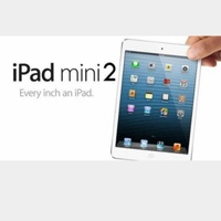 Ipad mini 2 wifi版16G