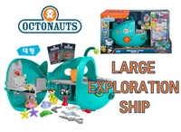 [Fisher Price]OCTONAUTS MIDNIGHT ZONE GUP-A/Large Exploration Ship/Arctic Exploration/Polar Vehicle