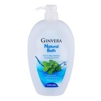 Ginvera Natural Bath Shower Foam - Anti-Bacterial