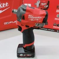 【BOXO赫杰國際】美國Milwaukee美沃奇(米沃奇)工具M12 FIWF12-632C 12V鋰電無碳刷衝擊扳手