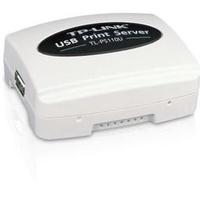【喬格電腦】 TP-LINK TL-PS110U USB2.0 連接埠快速乙太網路列印伺服器