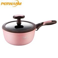 18cm Thick Non-Stick Milk Pot / Instant Noodles Pot / Milk Pot