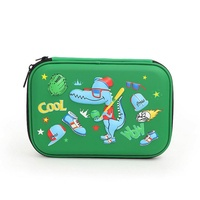 Smiggle Australia Stationery Box Hard Case Cute Cartoon Mermaid Dinosaur Baseball Pencil Case Students Pencil-Box