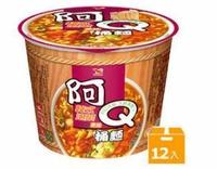 阿Q桶麵韓式泡菜風味(12碗/箱) 【合迷雅好物商城】