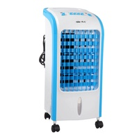 Portable Electric Air Conditioner Fan Evaporative Cooler Humidifier Purifier Household