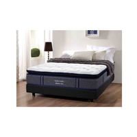 Backpedic ULTIMATE PLUS Queen Size Latex Pocketed Spring Mattress (also available in King, Super Single and Single size)
