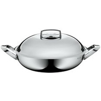 WMF Deep Chinese Wok 32cm with Cover
