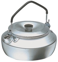 [iroiro] Trangia TRANJIA tableware fuel outdoor TR-325 kettle (kettle .kettle) 0.6 liters (Domestic regular product)