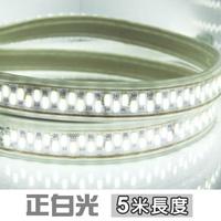 可調光超亮防水 5米LED燈條- 附110V 3米調光開關及收納袋