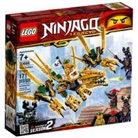 樂高積木 LEGO《 LT70666 》 NINJAGO 旋風忍者系列 - 黃金龍