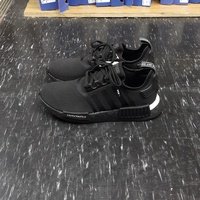 Adidas 愛迪達 NMD R1 BOOST 黑色 黑白 全黑 日文 BD7754