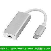 [iroiro] LUYING Type-c to mini DP conversion adapter USB 3.1 Type C to Mini DisplayPort voice support male -