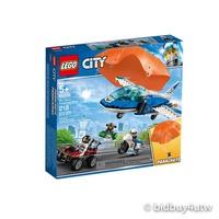 LEGO 60208 航警降落傘追捕 城鎮系列【必買站】樂高盒組