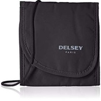 Travel worry-free with Brand New DELSEY Pasir Security Neck Bag