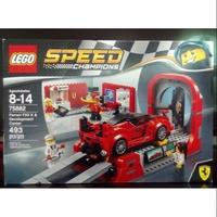 Lego 75882 Ferrari FXX K & Development Center