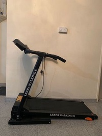 LEXPA WALKING S FOLDABLE TREADMILL