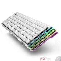 藍芽鍵盤RK速寫藍牙機械鍵盤青軸矮軸無線蘋果Mac安卓ipad手機平板96鍵盤  數碼人生