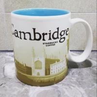 絕版英國劍橋Cambridge星巴克icon城市杯馬克杯starbucks