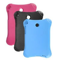 Square EVA Portable Protective shell for 8 Inch Samsung Tab A T350