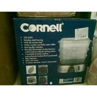 Cornell Food steamer to clear