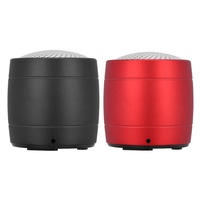 Multi-function V5.0 USB Portable Metal Bluetooth Music Speaker Subwoofer