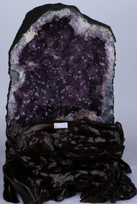 Natural Uruguay amethyst cave/ Very unique/1 pcs only