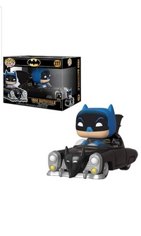 PO: Funko Pop! Rides: Batman 80th - 1950 Batmobile