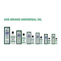 [3 Bottles] Axe Brand Universal Oil Medicated Oil 5ML