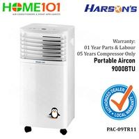 Harsons Portable Aircon 9000BTU PAC-9TR11