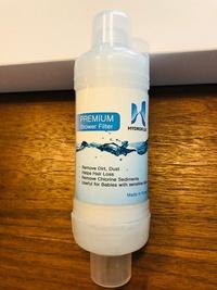 [HYDROFLUX] Premium Shower Filter