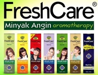 FreshCare/Safe Care Aromatherapy Roll On Ointment / Medicated Oil / Minyak Angin